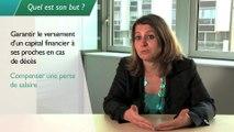 Les assurances du Crédit Agricole - Interview, L'assurance décès
