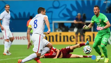 USA confident against Belgium, worried about referee