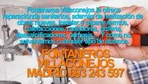 Fontaneros Villaconejos BARATOS Madrid. TLF. 693-243-597
