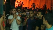 Israel bombs Gaza sites hours after bodies of Israeli teens found