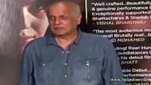 (Interview Full Track) Film B.A. PASS is not an erotic Film says Mahesh Bhat