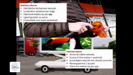 Sport Numericus 2014 : Keynotes Hub One et IAB France