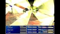 Solution Final Fantasy VII : Boss Bizzaro Sephiroth