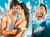 Bikini Clad Katrina Kaif In Bang Bang Movie Poster