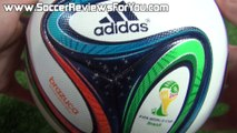 d9f897a7203 adidas Brazuca World Cup 2014 Match Ball Unboxing by Footkickerz ...