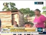Habitantes de Ciudad Tablita en Bolívar denuncian la carencia de servicios básicos