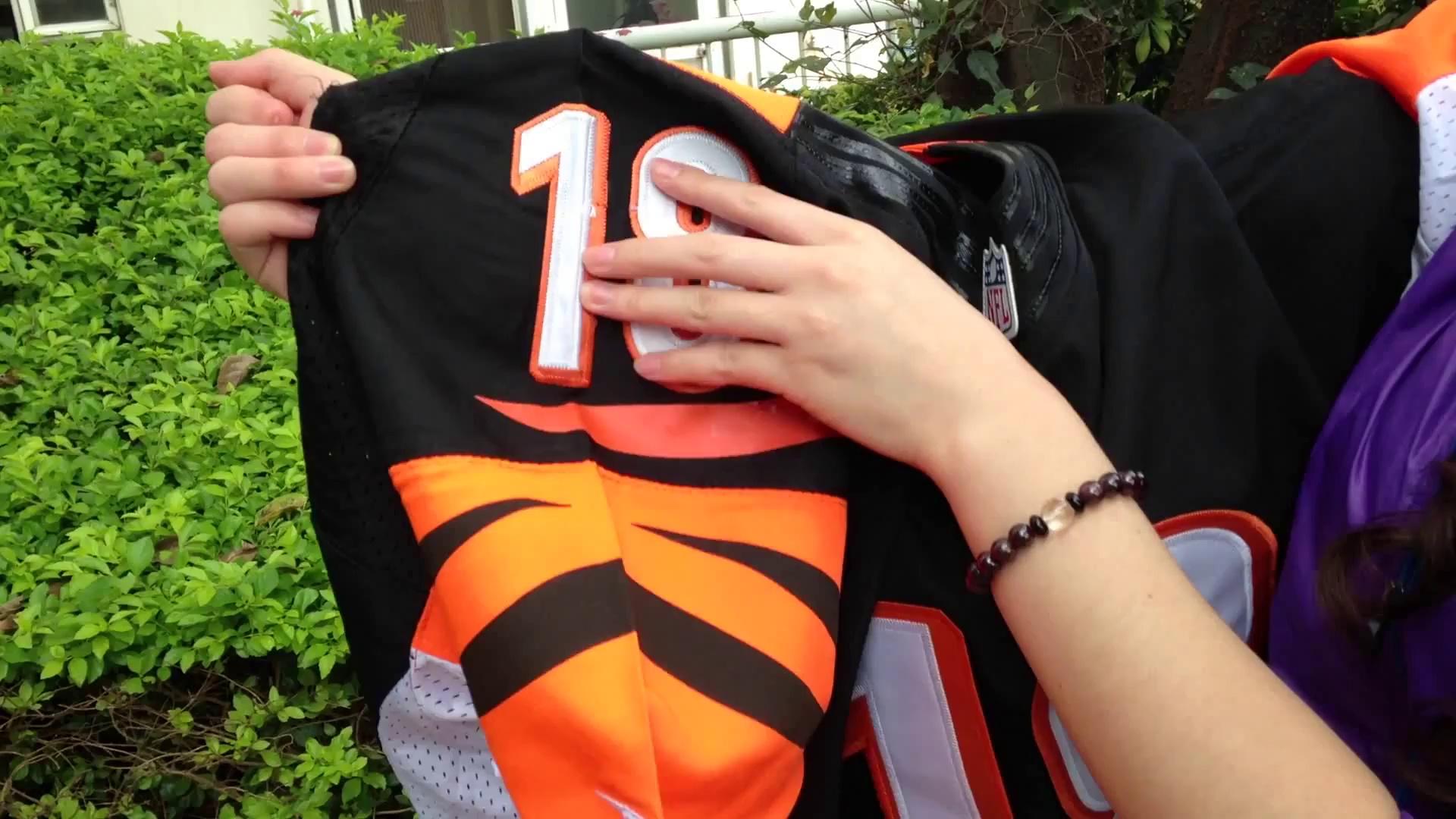 Cheap NFL jerseys,Nike NFL Jerseys Cincinnati Bengals A.J. Limited Jersey
