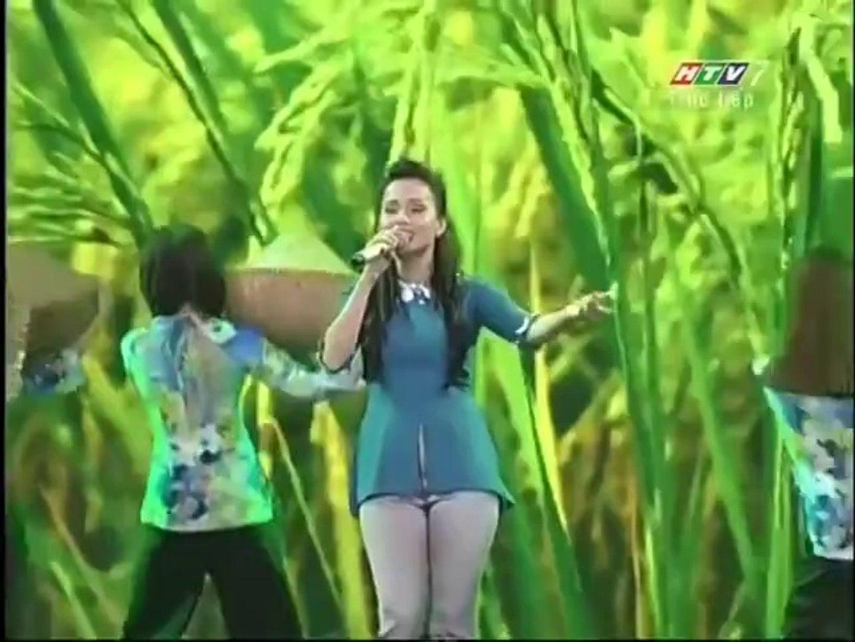 Hương Lúa Miền Nam - Cẩm Ly -Giải thưởng truyền hình HTV 2014-