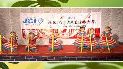 Kizhakke Manath | Group Dance of Kids | Nursury Kalolsavam