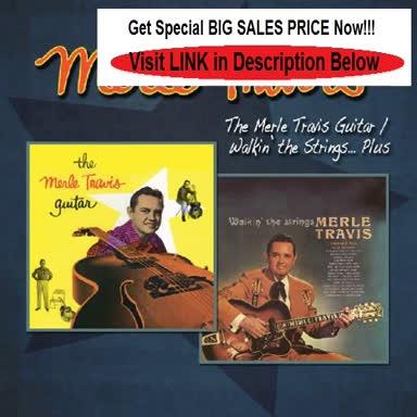 Best Rating Merle Travis Guitar / Walkin the Strings Plus Review