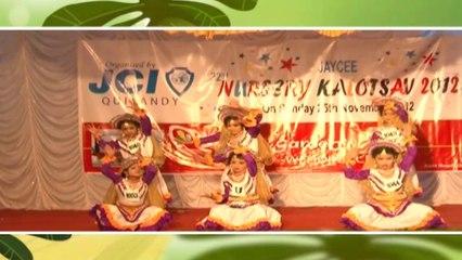 Amma | Group Dance of Kids | Nursury Kalolsavam