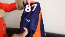 Cheap Jerseys Free Shipping,Cheap Jerseys-Nike Denver Broncos #87 Eric Decker blue elite Jersey