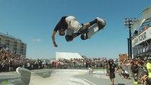 Skate Bowl Final Highlights, 2014 Dew Tour Beach Championships - Skateboard
