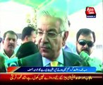 Terrorists to be eliminated from all corners of the country: Khawaja Asif