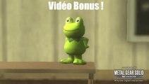 Metal Gear Solid 3 : Snake Eater - Tous les kerotans et Serpents Légendaires !