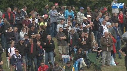 Championnat de France Rallycross -- manche 5 : Lavaré