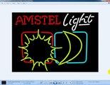 Amstel Light Beer Neon Signs Lights - Amstel Light Neon Signs Lights