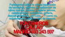 Fontaneros Callao BARATOS Madrid. TLF. 693-243-597