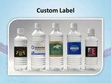 Custom bottled water   Custom logo water bottles   Custom label water by highbridgesprings.com