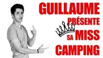Guillaume Pley appelle des campings pour présenter sa Miss Camping