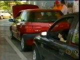 História de Amor - Helena e Paula brigam no posto de gasolina