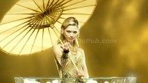 pub Paco Rabanne Lady Million Eau My Gold 2014 [HQ]