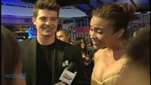 """Robin Thicke Hasn't Seen Paula Patton In Four Months, Says His Wife """"Deserves To Have A Great Life"""""""