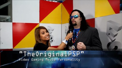 "Baby Pancakes Interviews Patrick Scott Patterson ""TheOriginalPSP"" at E3 2014"