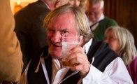 Edimbourg : La soirée arrosée de Gérard Depardieu - ZAPPING ACTU DU 02/07/2014
