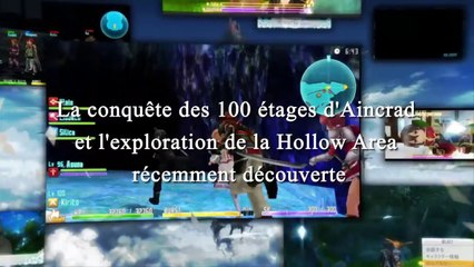 Survive to SAO de Sword Art Online : Hollow Fragment