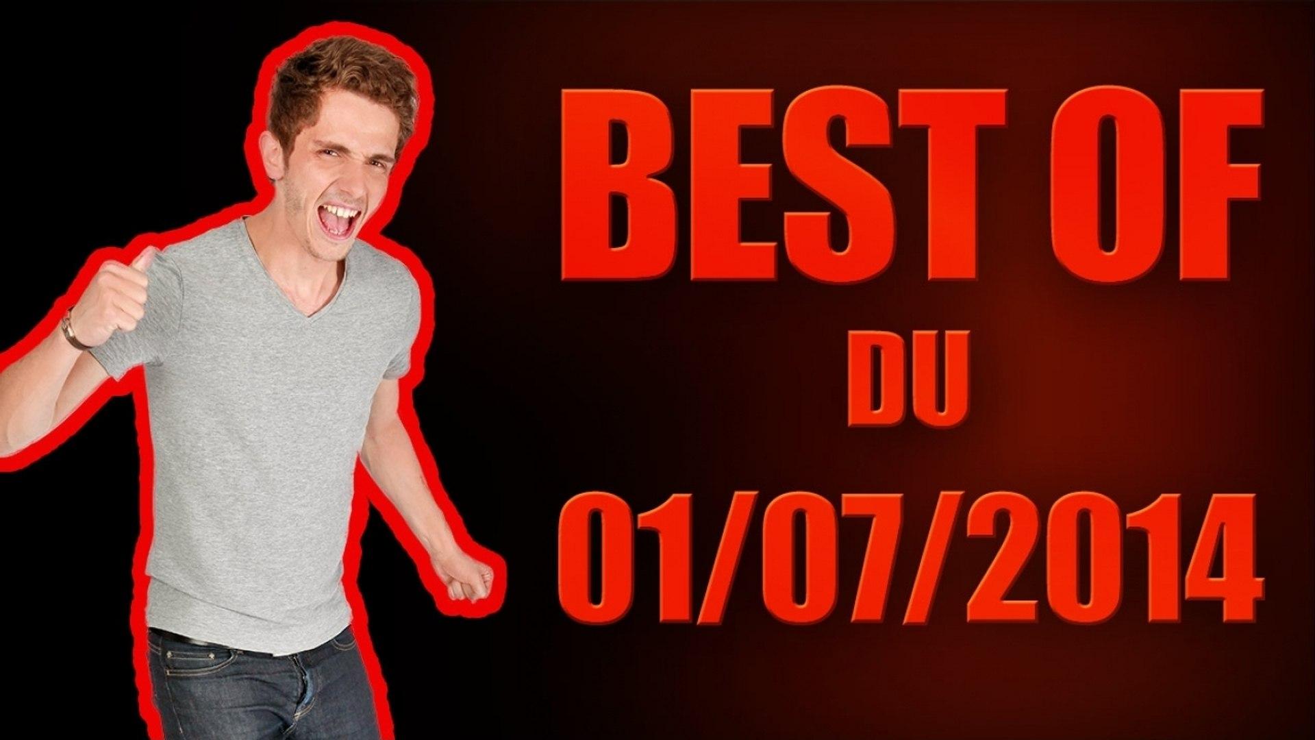 Best of Vidéo Guillaume Radio 2.0 sur NRJ du 01/07/2014