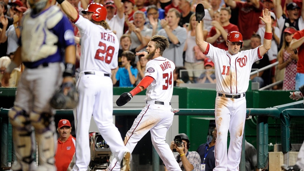 World Cup predictions, Harper returns to Nationals, NBA free agency