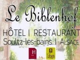Hôtel-restaurant Le Biblenhof à Soultz-les-bains en Alsace 67
