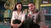 """Exclu Vidéo : Maximilien (The Voice 3) : en pleine répèt' de la comédie musicale """"Love Circus"""" !"""