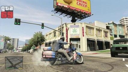 """Présentation du DLC """"Jour de l'Independance"""" - GTA Online - Patch 1.15"""