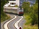 TRAIN INTERCITES 4490- LE VENTADOUR- BORDEAUX--CLERMONT-FD, 27.06.2014, PN RIQUET, Vidéo-duo