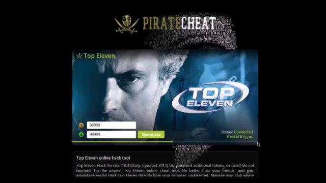 Gratuit Top Eleven Hack téléchargement Gratuit PIrate Free Top Eleven Hack Cheat - Tokens & Cash