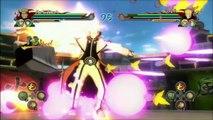 Naruto Shippuden : Ultimate Ninja Storm Revolution - Bande-annonce (démo jouable)