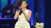"Lucy Hale Talks ""Awkward"" And ""Very Uncomfortable"" Fifty Shades Of Grey Audition"