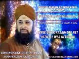 Owais Raza Qadri And Imran Shiekh Attari Wah Wah SubhanAllah