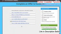 Roller Coaster Tycoon Full (roller coaster tycoon free download 2014)