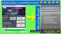 Zombie Diary 2 Evolution Triche Gratuit for 99999999 Gold Coins - Android V1.02 Zombie Diary 2 Cheat Gold Coins