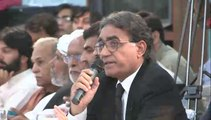 President Pakistan Justice Party address at APC Model Town Incident