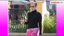 Jennifer Lopez, Sokaktaki Rahat Tavırlarıyla Dikkat Çekti