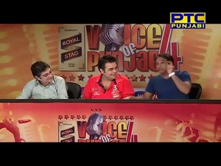 VOICE OF PUNJAB SEASON 4 FUNNY AUDITIONS 1 (CHANDIGARH)