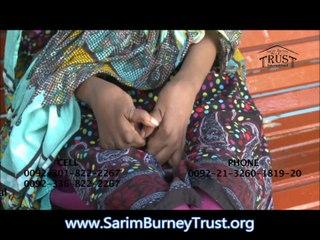 Sarim Burney Trust TVC