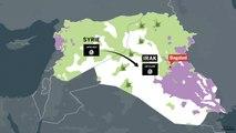Comprendre la montée en puissance de l'Etat islamique en cinq minutes