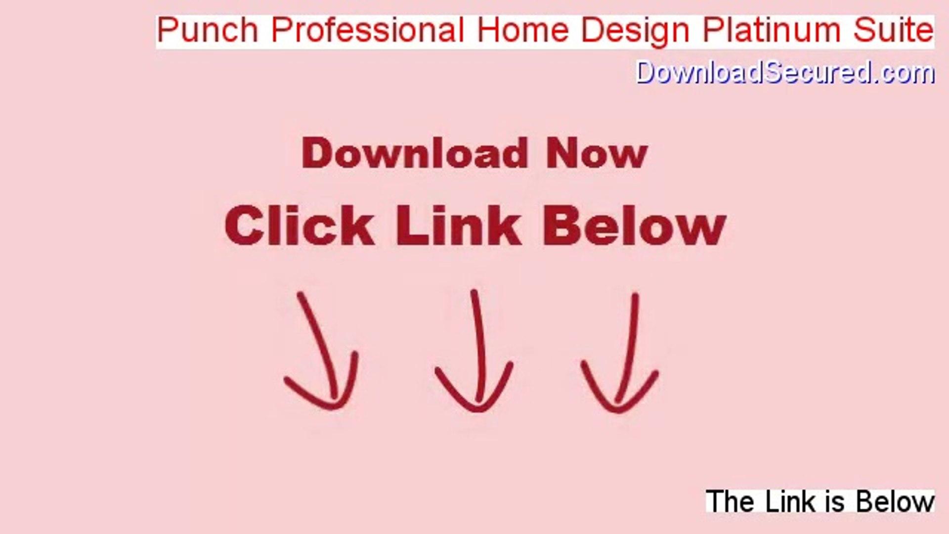 Punch Professional Home Design Platinum Suite Free Download Punch Professional Home Design Platinum Suite 2014 Video Dailymotion