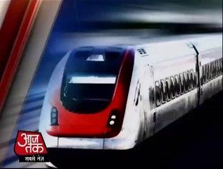 Delhi to Agra in 90 minutes: Trial run of India's semi bullet train held