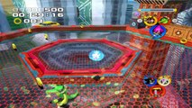 Sonic Heroes - Team Chaotix - BOSS : Team Dark